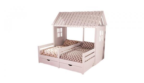 Кровать «Домик 34» 80x180 см