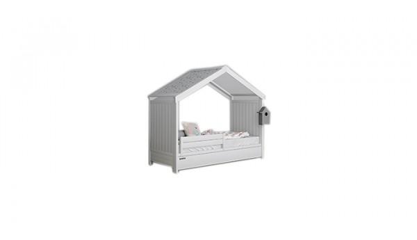 Кровать «Домик 10» 80x160 см