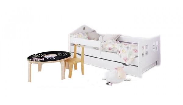 Кровать «Домик 18» 80x160 см