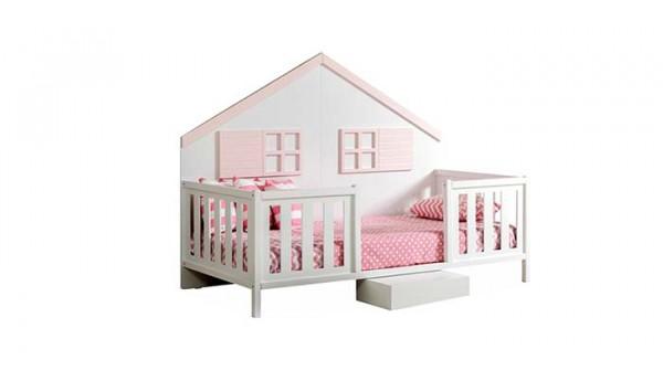 Кровать «Домик 19» 80x160 см