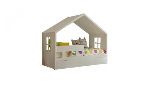 Кровать «Домик 21» 70x160 см