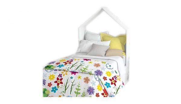 Кровать «Домик 24» 80x160 см
