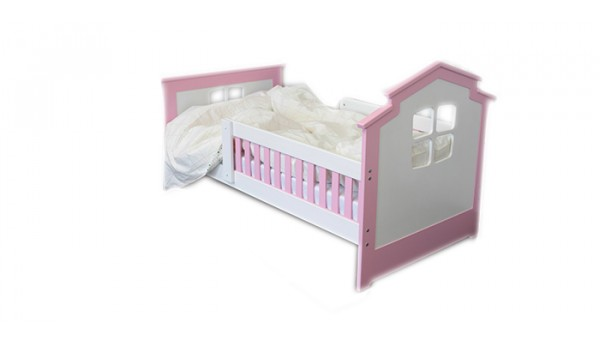 Кровать «Домик 28» 80x160 см