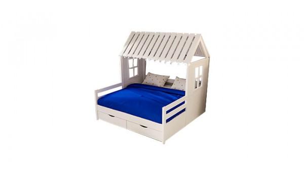 Кровать «Домик 33» 80x160 см