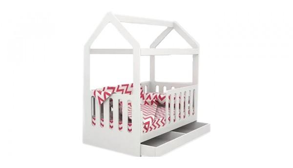 Кровать «Домик 7» 80х160  см