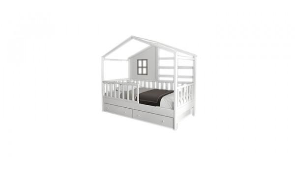 Кровать «Домик 8» 80x160 см