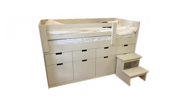 Кровать «Домус» 70x160 см