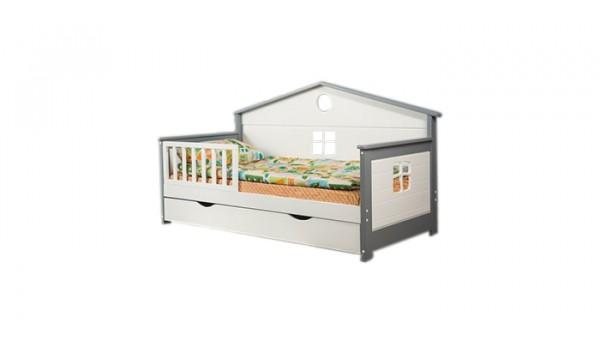 Кровать «Избушка» 80x160 см