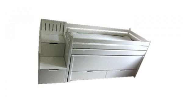 Кровать «Корвет» 80x180 см
