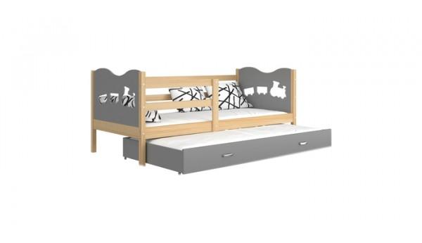 Кровать  «Микель» 80x160 см
