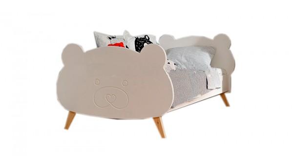 Кровать  «Мишутка» 80x160 см