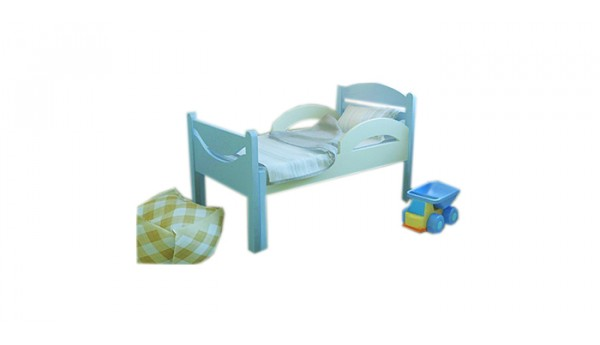Кровать  «Улыбка» 70x160 см