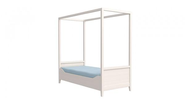 Кровать «Василиса» с балдахином 120x200 см