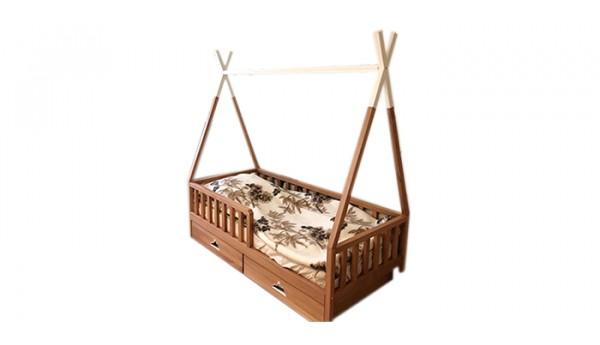 Кровать «Вигвам» 80x160 см
