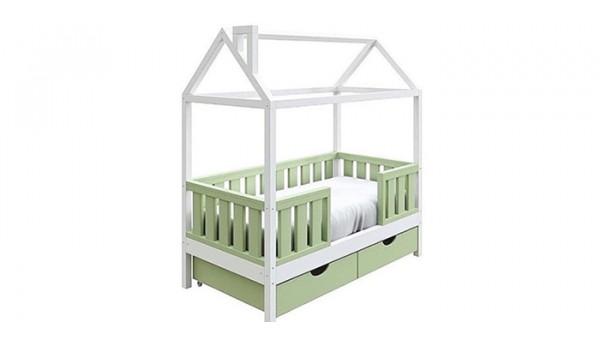Кровать «Домик– 4» 80x160 см