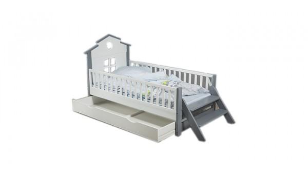Кровать «Домик 14» 80x160 см
