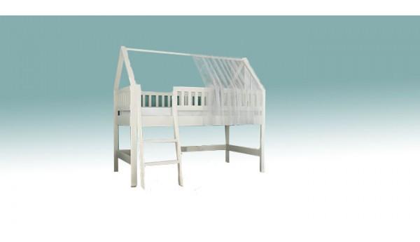Кровать «Домик 15» 80x180 см