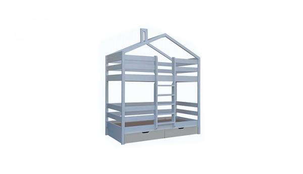 Кровать «Домик 29» 80x180 см