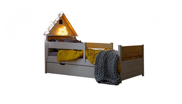 Кровать «Домик 35» 80x160 см