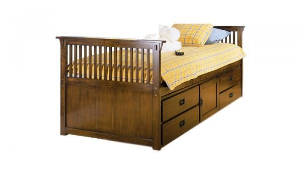 Кровать «Лео» 120x200 см