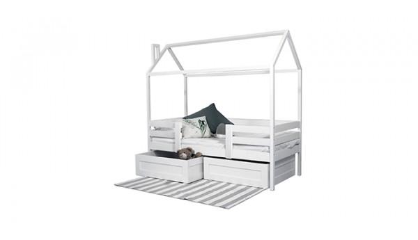 Кровать «Домик–1» 80x160 см