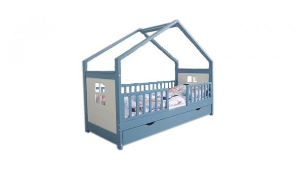 Кровать «Домик 2» 80x160 см