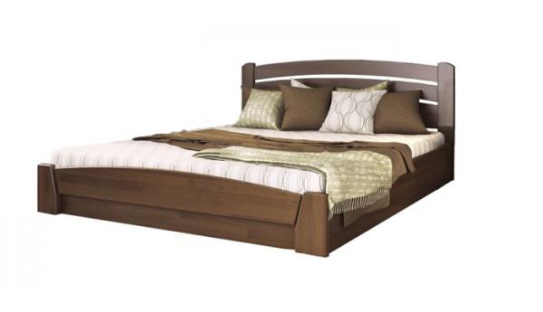 Кровать «Селена» гнутая 120x200 см