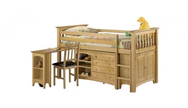 Кровать «Бамбини» 90x190 см