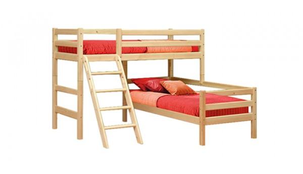 Кровать «Капитошка» 80x180 см