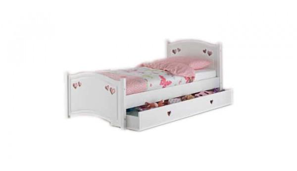 Кровать «Милена» 70x160 см