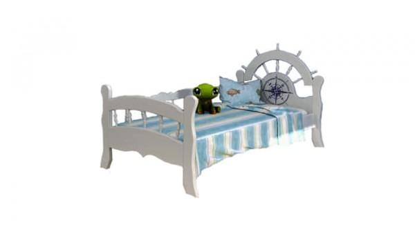 Кровать «Шкипер» 80x180 см