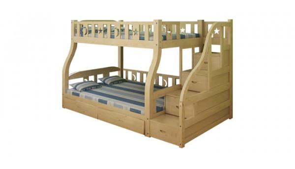 Кровать «Звездочка» 90x190 см/120х200