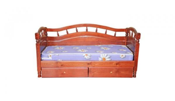 Кровать «Джулия» три спинки 140x200 см