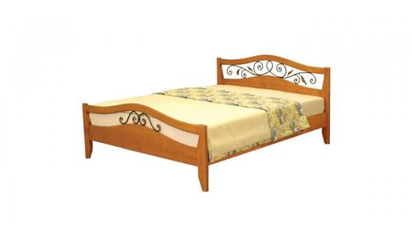 Кровать «Талисман» с ковкой 120x200 см